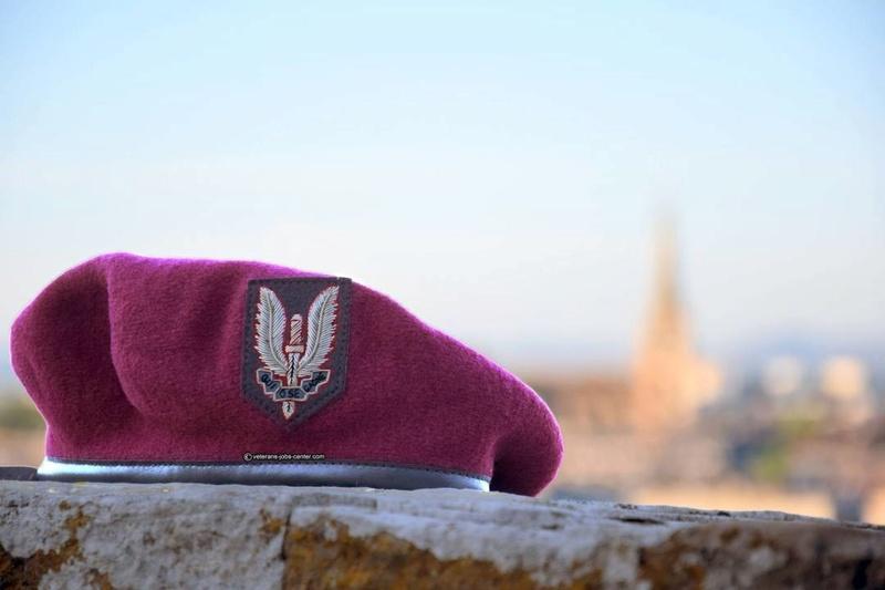 retour au béret SAS pour les personnels du 1er RPIMa 18076810