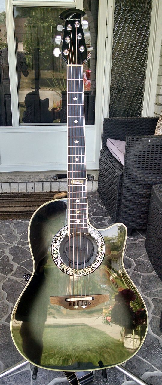 Ovation Celebrity CC28 for Repair REDUX Nellie10