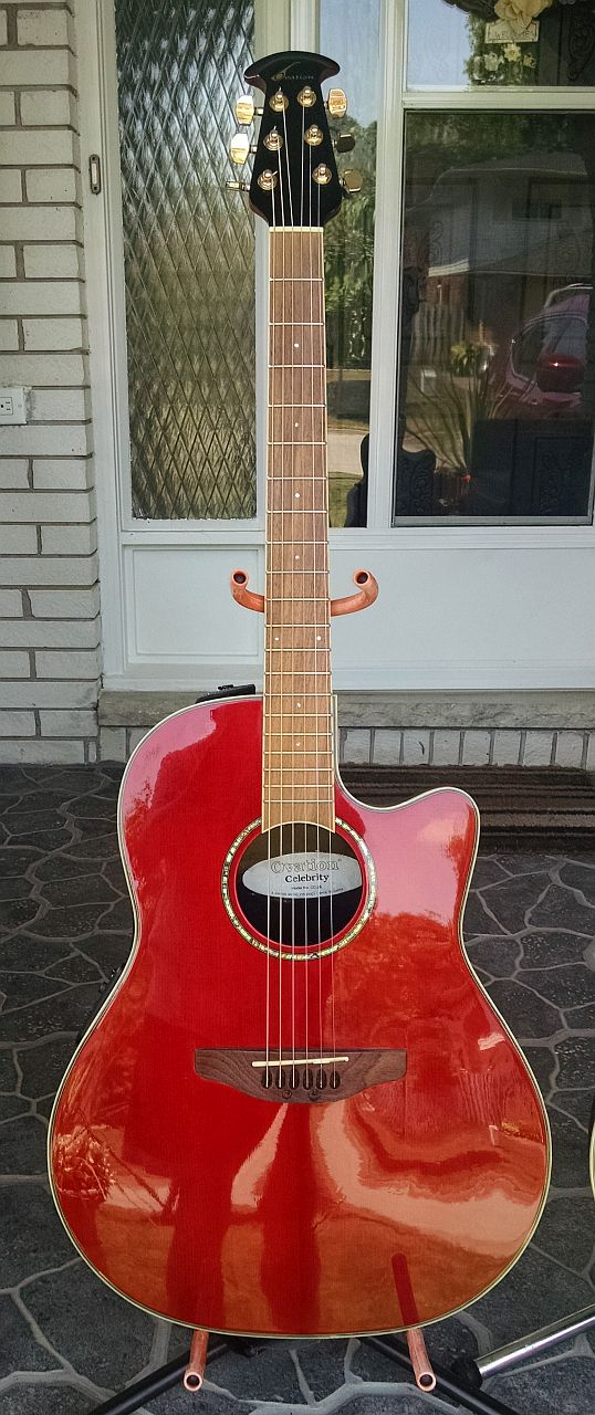 Ovation Celebrity CC28 for Repair REDUX Nellie13