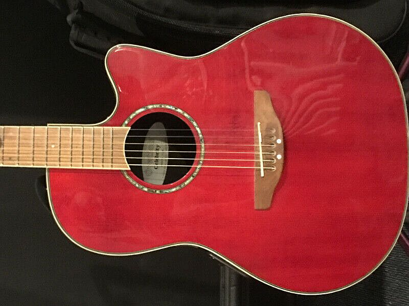 Ovation Celebrity CC28 for Repair Ovatio10