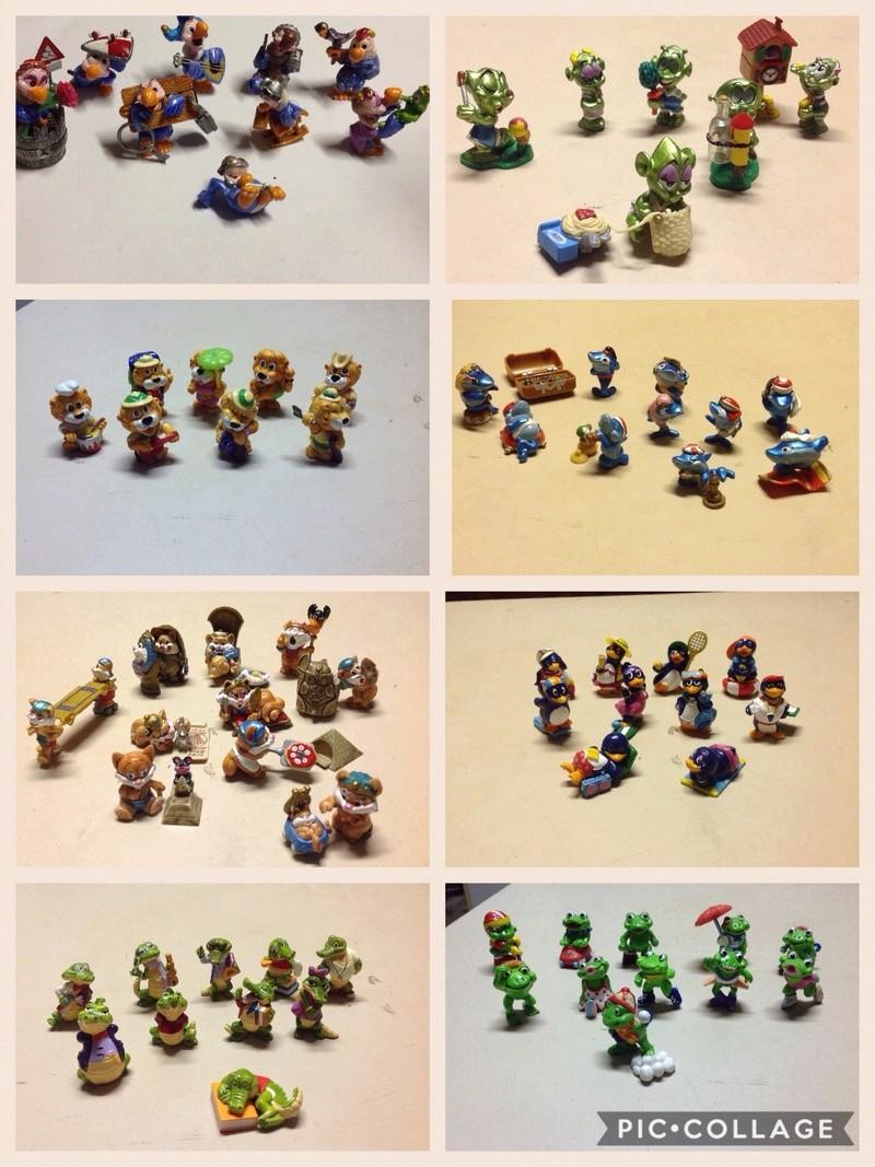Kinder componibili anni '80 - ' 90 e dipinti a mano, aggiornato Img_0310