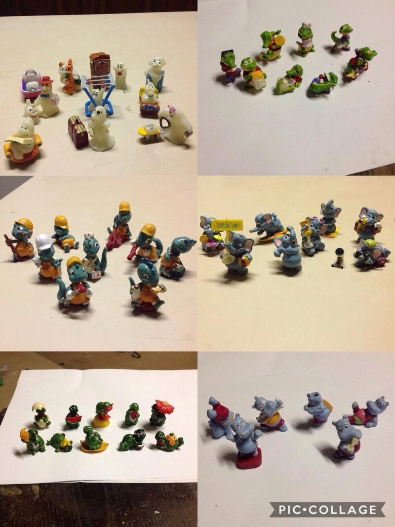 Kinder componibili anni '80 - ' 90 e dipinti a mano, aggiornato Img_0311