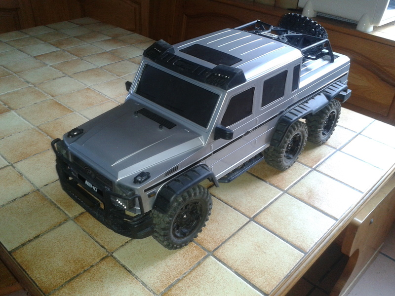 le HG P601 de GIL 73 2011-031