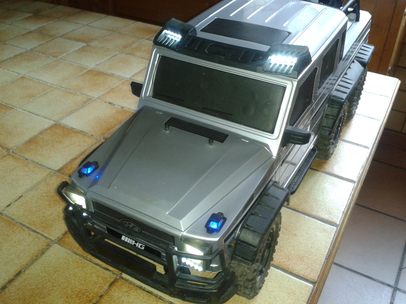 le HG P601 de GIL 73 2011-054