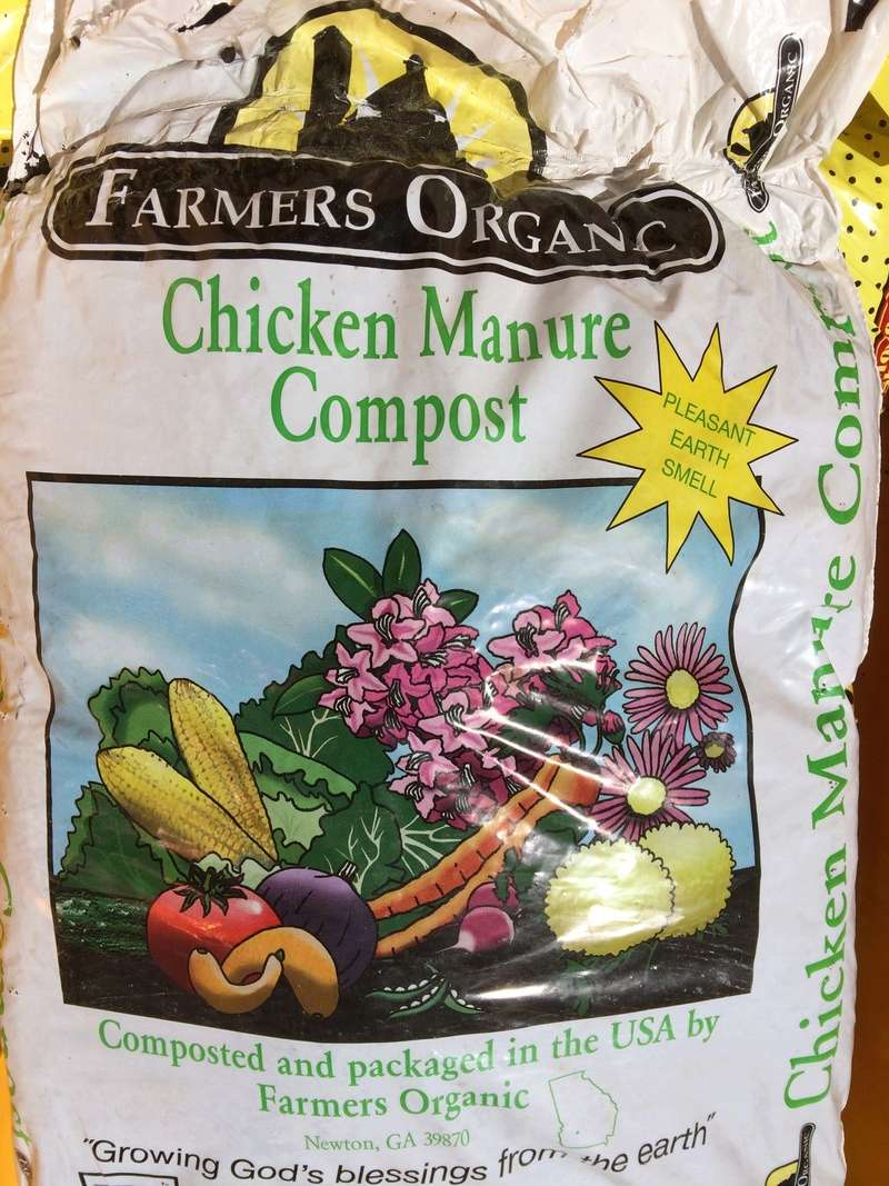 Recommended store bought compost - Photos of composts Chicke10
