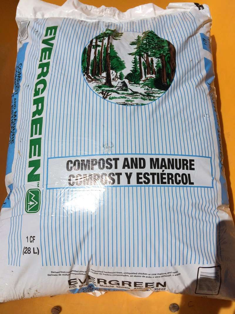 Recommended store bought compost - Photos of composts Evergr10