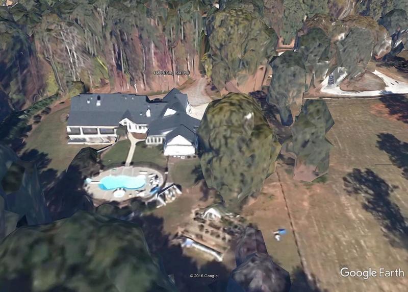 Bird's Eye View of Your Garden Google10