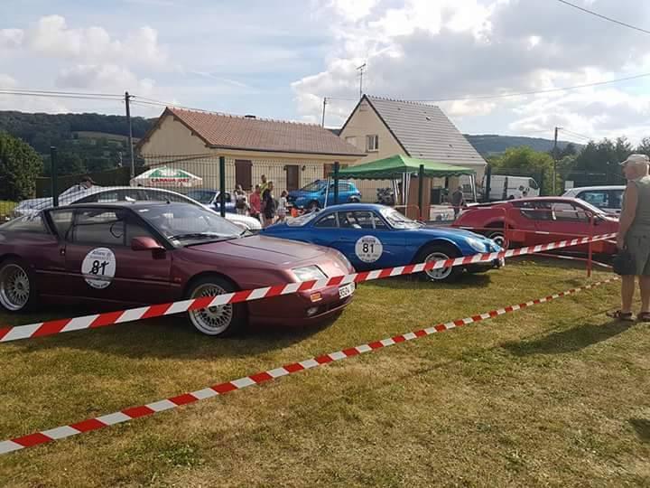 rassemblement de vehicules anciens à Monchaux-Soreng 27 aout 16933910
