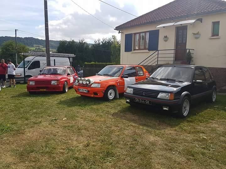 rassemblement de vehicules anciens à Monchaux-Soreng 27 aout 16976210