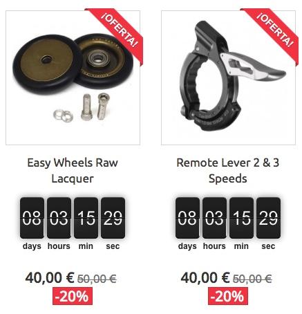 BRMadrid : boutique en ligne [pièces alternatives haute gamme pour Brompton] 412