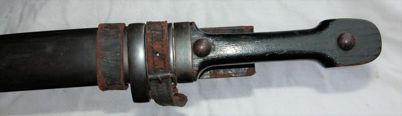 Sabre artillerie russe  210