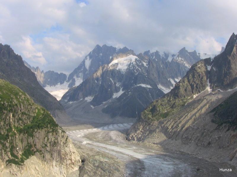 Découvrir les plus beaux endroits de la vallée de Chamonix Mont-Blanc La_mer10