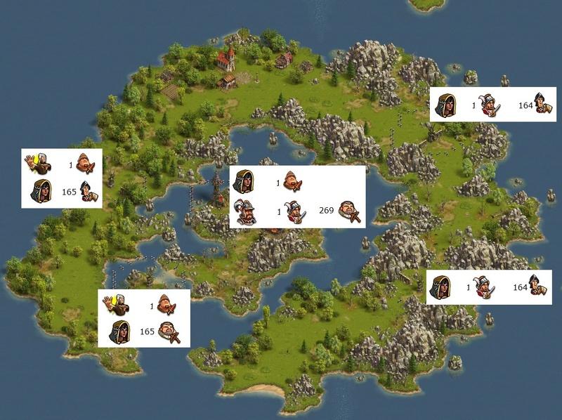 Le Volcan Endormi : Ninja - Nusala - Major Volcan11