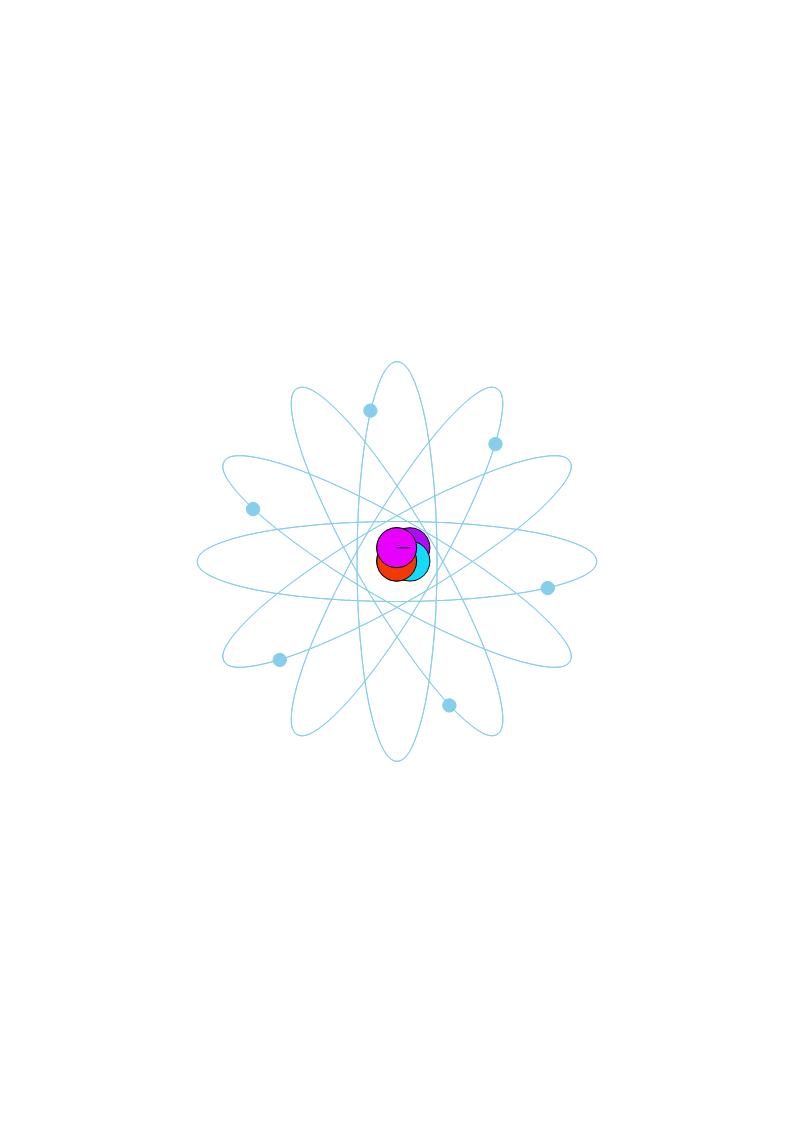 La stuttura dell' atomo Atomo_10