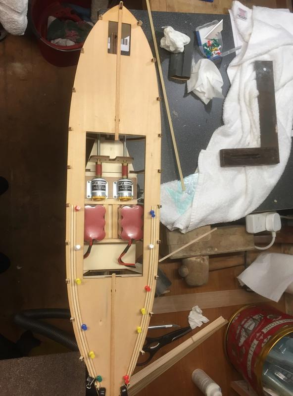 mantua bruma open cruiser yacht 1:43 Img_2813