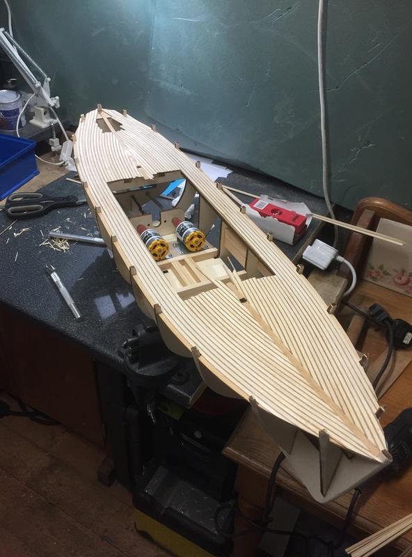 mantua bruma open cruiser yacht 1:43 Img_2815