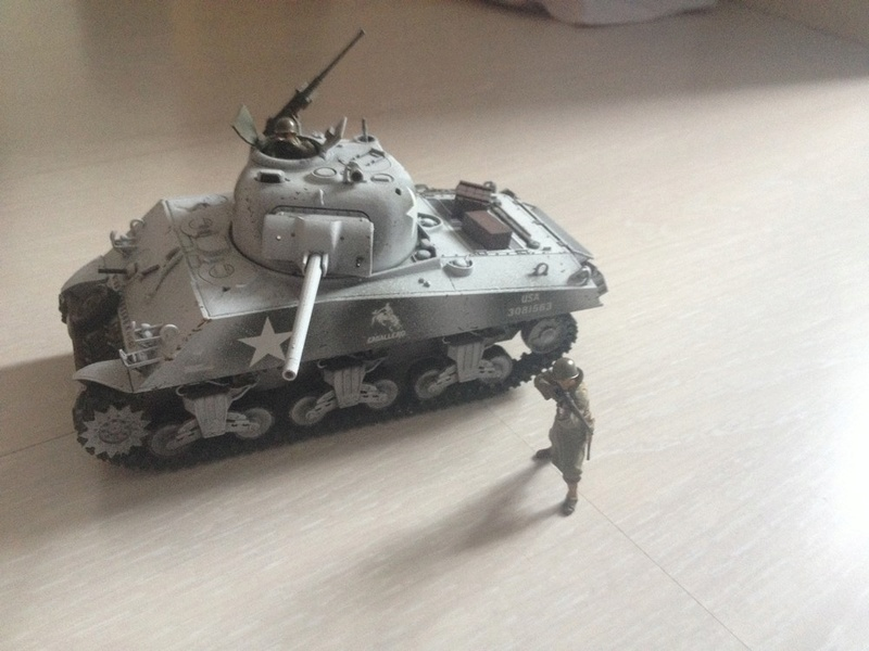 M4A3 75 US 1/35 de tamiya Img_2611