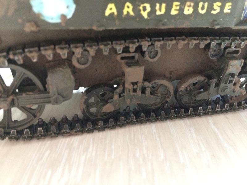 "M8 HMC ""ARQUEBUSE"" 1/35 Img_3613"