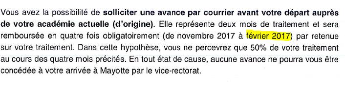 [MUTATIONS] Mouvement intra 2017 - Académie de MAYOTTE - Page 3 Erreur10