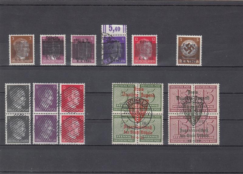 nach - Deutsche Lokalausgaben nach 1945 - Seite 9 710