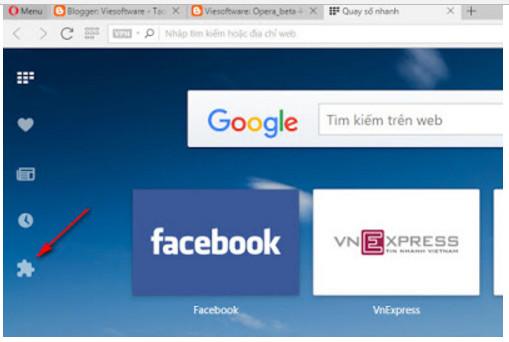 Opera_Developer 45.0.2531 portable - vuợt tường lửa bằng vpn Opera_12