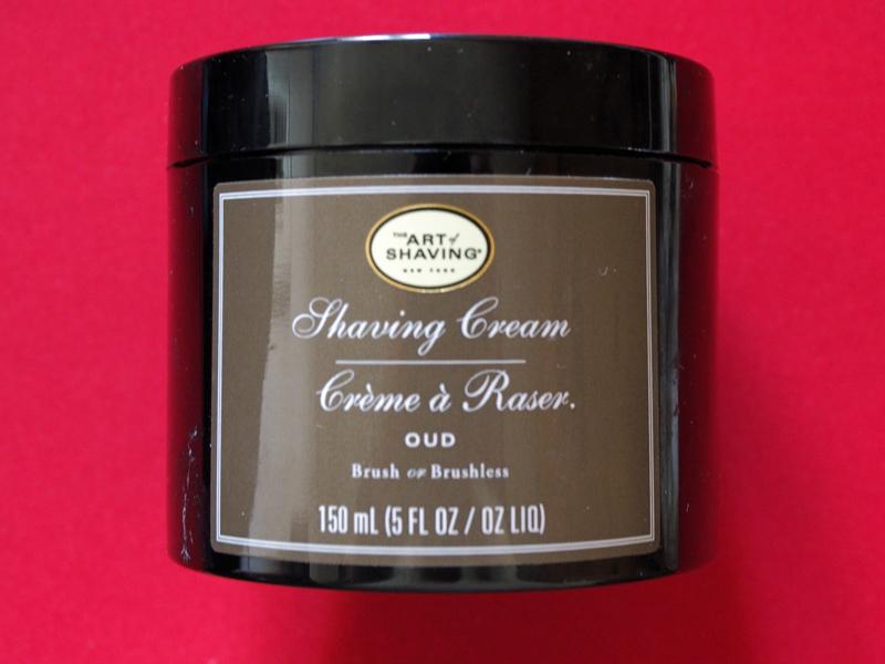 "creme à raser ""Art of Shaving"" Oud Creme-10"