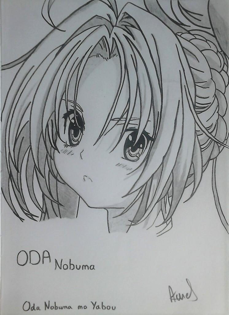 Les gribouillis d'Orelu-chan ! Oda_no10