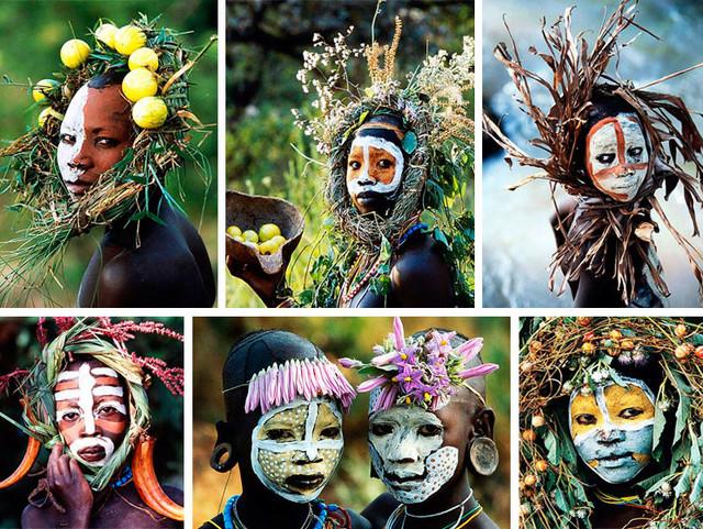 Les peuples de l'omo - Hans Silvester Nadade10