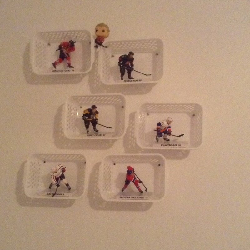 Collection figurines et cartes de hockey Image11