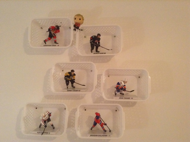 Collection figurines et cartes de hockey Image14