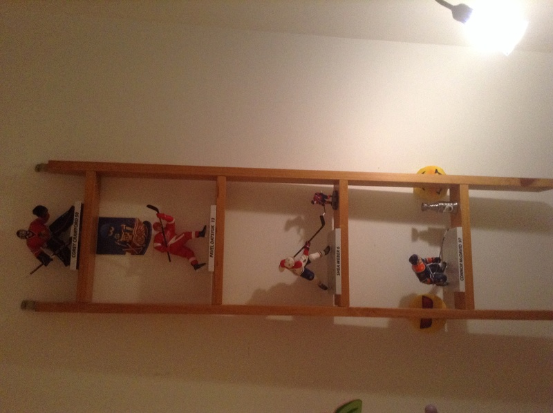 Collection figurines et cartes de hockey Image17