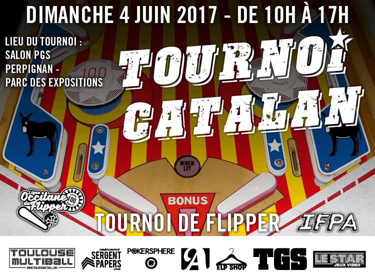 Tournoi Flipper Catalan du 4 juin 2017 à Perpignan Forum-13