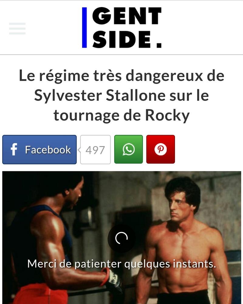 Rocky III : L'oeil du Tigre (The eye of the tiger) Screen10