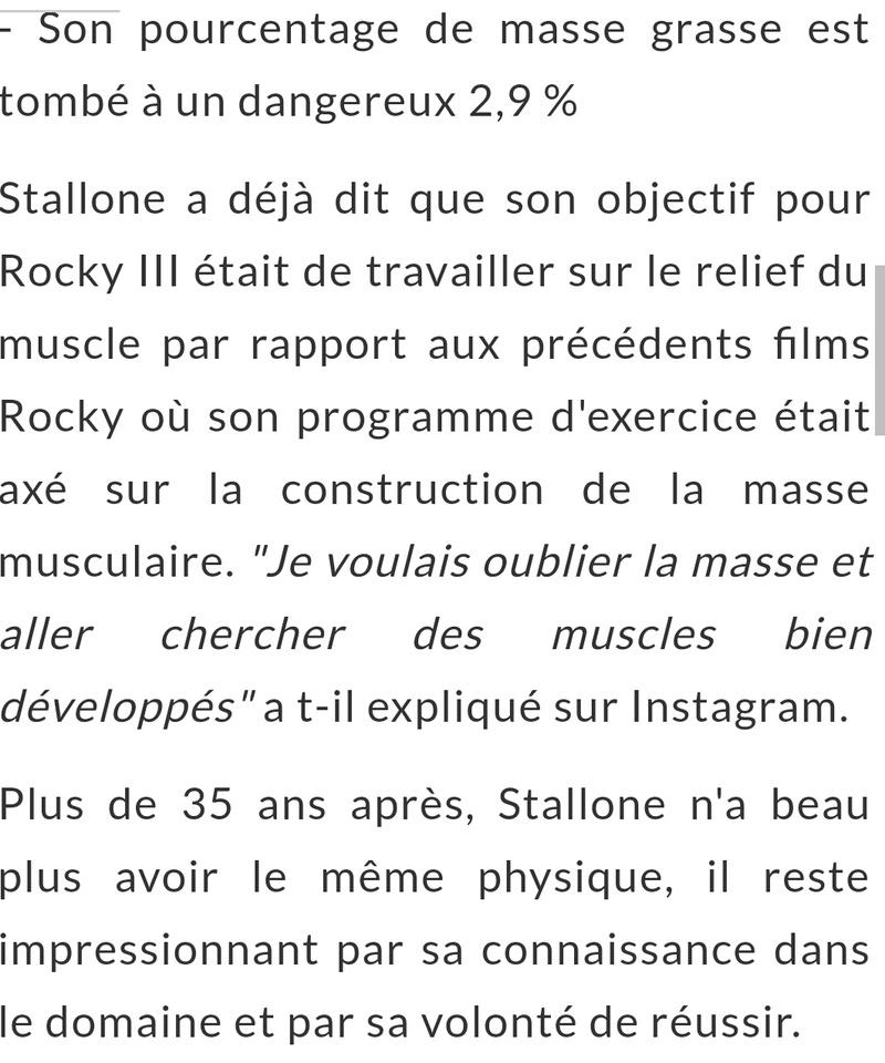 Rocky III : L'oeil du Tigre (The eye of the tiger) Screen13