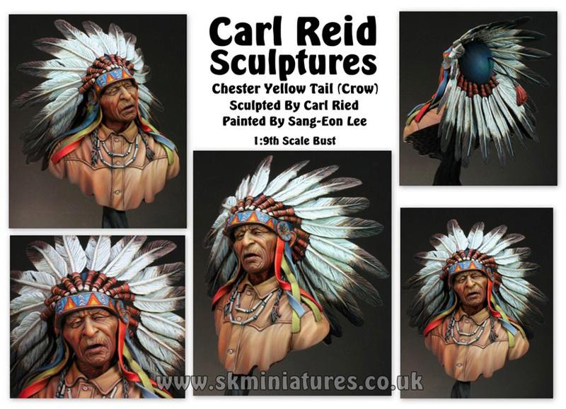 Buste Jicarilla Apache, un classique revisité (Fini !!!) Cheste10