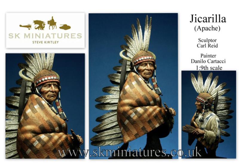 Buste Jicarilla Apache, un classique revisité (Fini !!!) Edan_011