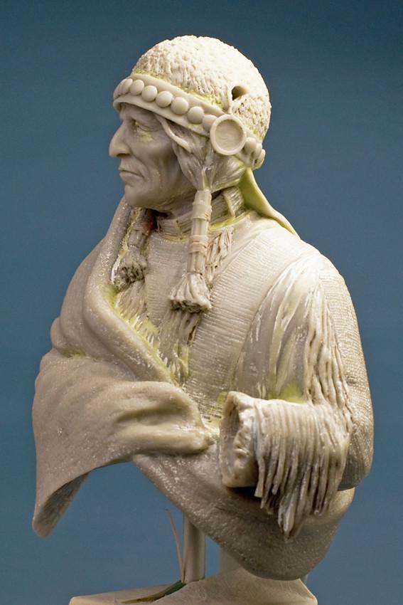 Buste Jicarilla Apache, un classique revisité (Fini !!!) Edan_012
