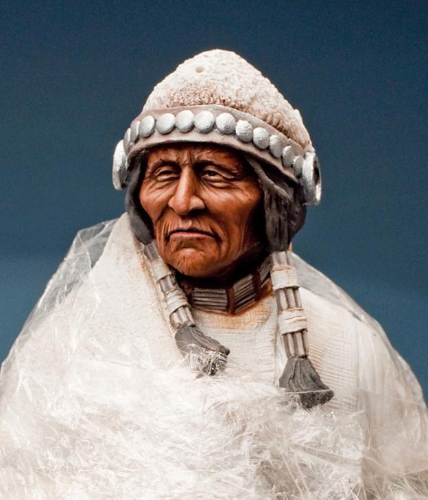 Buste Jicarilla Apache, un classique revisité (Fini !!!) Edan_017