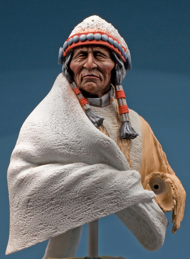 Buste Jicarilla Apache, un classique revisité (Fini !!!) Edan_018
