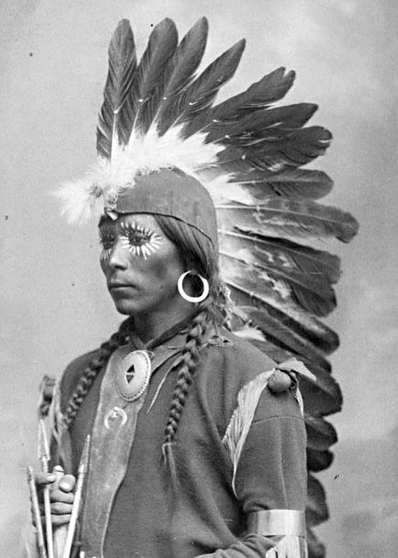 Buste Jicarilla Apache, un classique revisité (Fini !!!) Edan_116