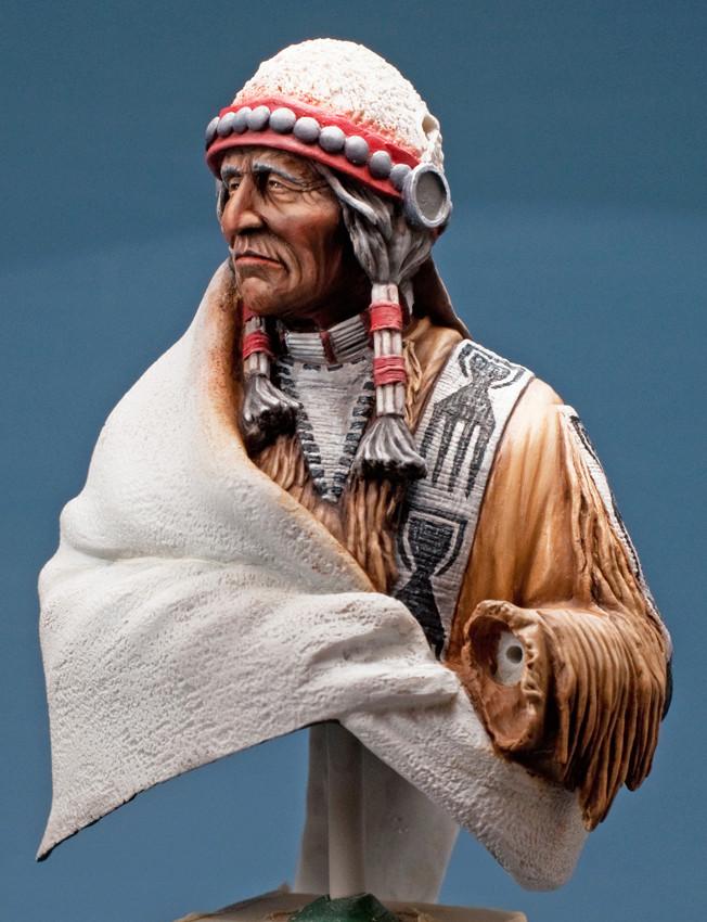 Buste Jicarilla Apache, un classique revisité (Fini !!!) Edan_119