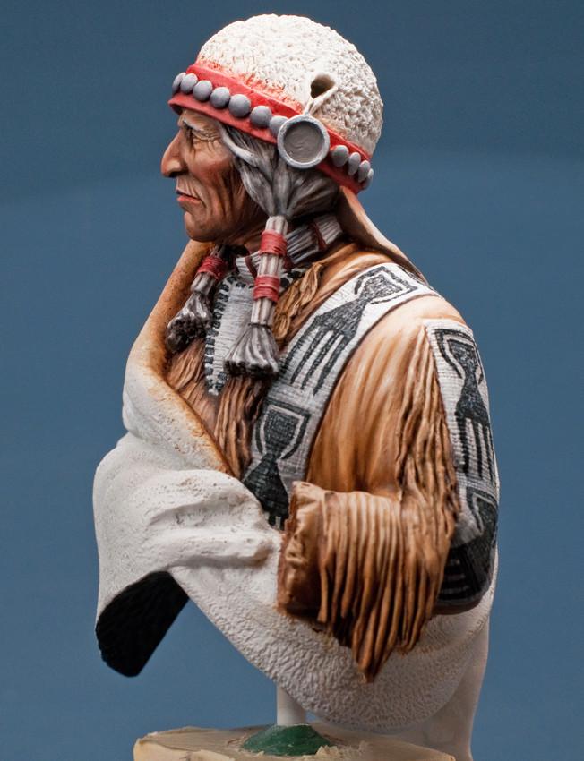 Buste Jicarilla Apache, un classique revisité (Fini !!!) Edan_120