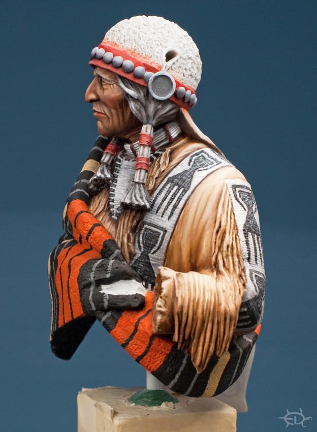 Buste Jicarilla Apache, un classique revisité (Fini !!!) Edan_213