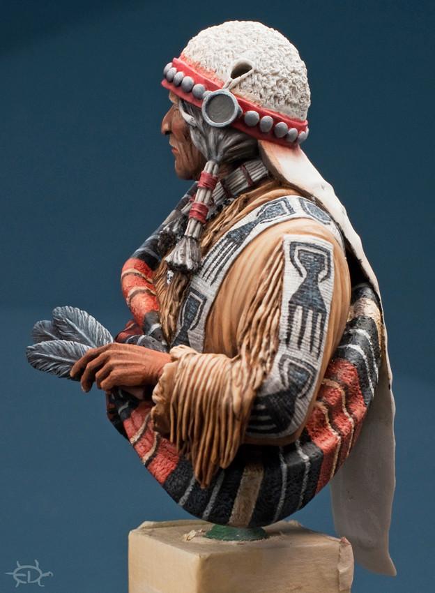Buste Jicarilla Apache, un classique revisité (Fini !!!) Edan_217