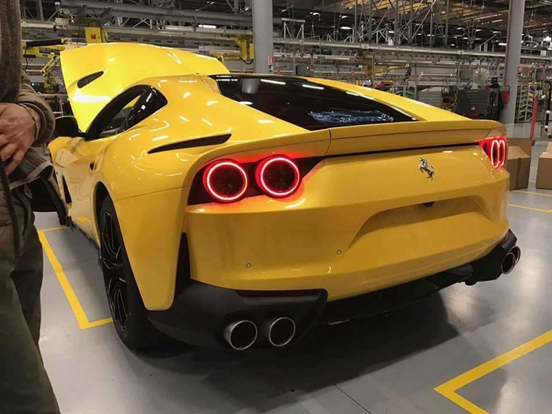 2017 - [Ferrari] 812 Superfast - Page 2 16640710
