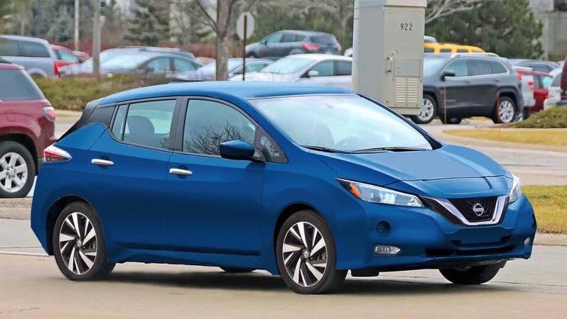 2017 - [Nissan] Leaf II - Page 2 16730610