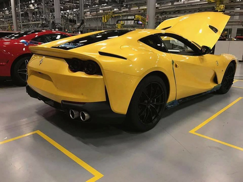 2017 - [Ferrari] 812 Superfast - Page 2 16806710