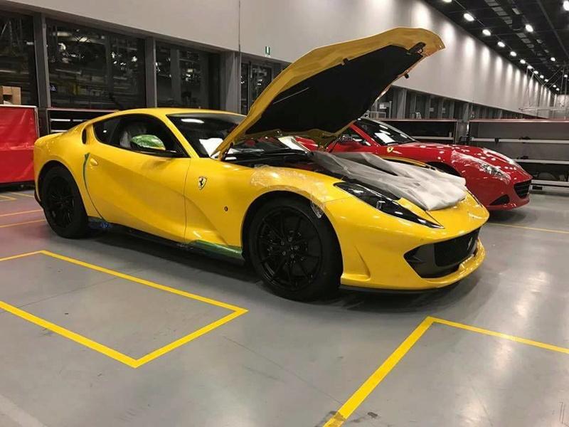 2017 - [Ferrari] 812 Superfast - Page 2 16830710