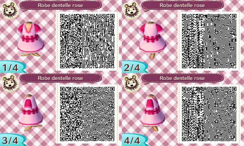 ♥ QR codes, galerie et compagnie ♥ Motif10