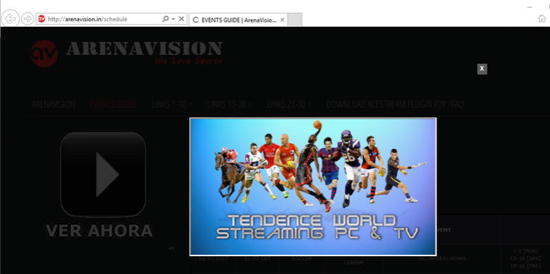 TendenceWorld Streaming PC & TV DEBUG MODE Debug11